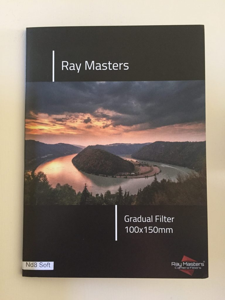Ray Masters FIlters ND8 Soft